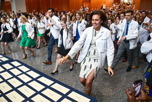 Match Day reveals where Emory students will begin their medical careers