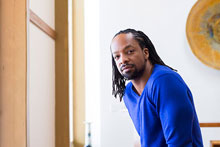 Poet and Emory professor Jericho Brown creates new poetic form for 'The Tradition'